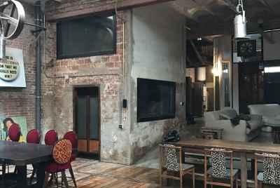Просторная квартира в центре с дизайнерским ремонтом